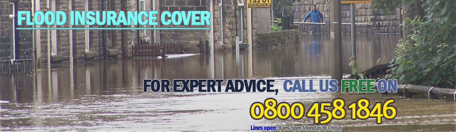 Cheap Flood Home Insurance Risk Cover