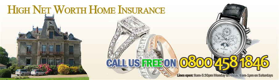 High Net Worth Home Insurance